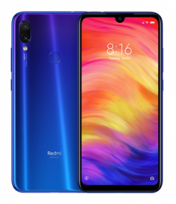 Android Mobilní telefon Xiaomi Redmi NOTE 7 4GB/128GB, modrá