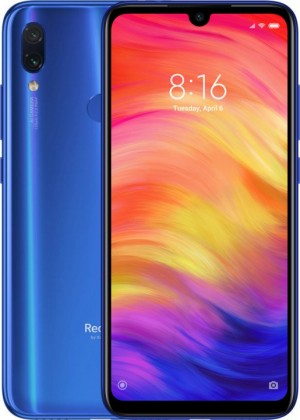 Android Mobilní telefon Xiaomi Redmi NOTE 7 4GB/64GB, modrá