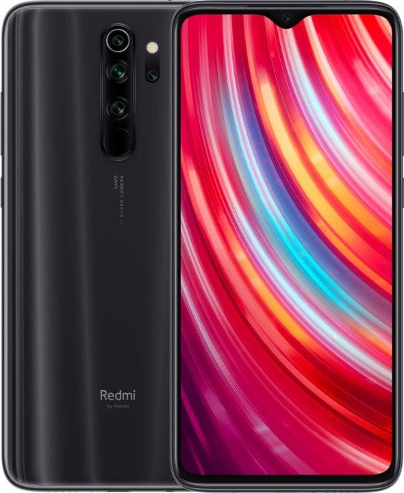 Android Mobilní telefon Xiaomi Redmi Note 8 Pro 6GB/128GB, černá