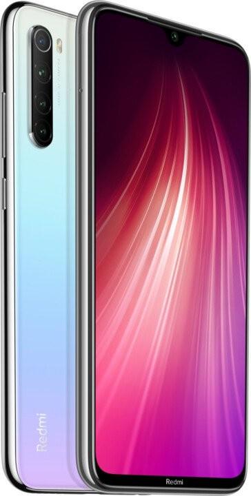 Android Mobilní telefon Xiaomi Redmi Note 8T 4GB/64GB, bílá