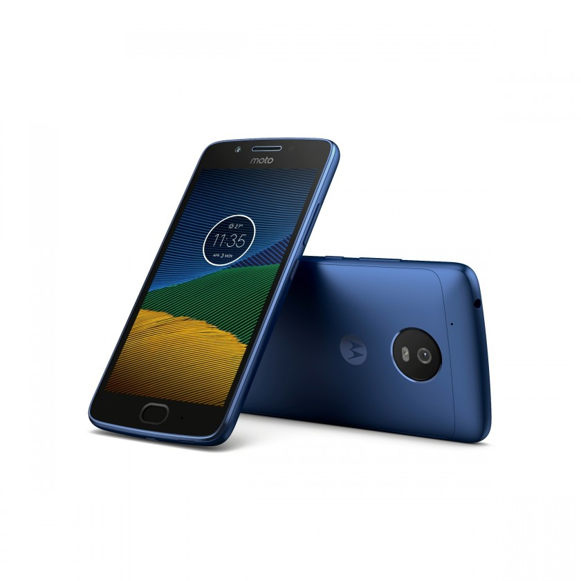 Android Moto G5. gen 2GB Oxford Blue