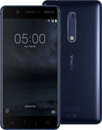 Android NOKIA 5 DS Blue
