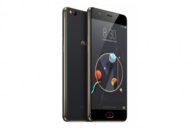 Android Nubia M2 Lite 3GB/64GB, černá