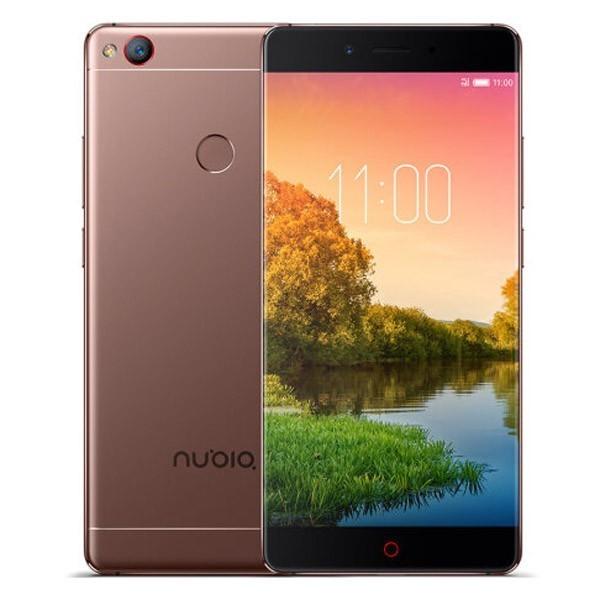 Android Nubia Z11, zlatá