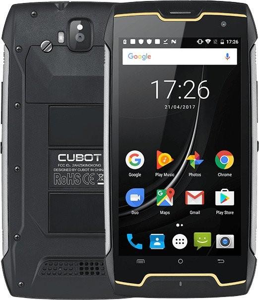 Android Odolný telefon Cubot KINGKONG 2GB/16GB, černá
