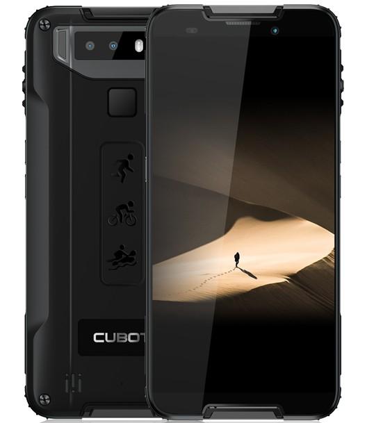 Android Odolný telefon Cubot Quest 4GB/64GB, černá