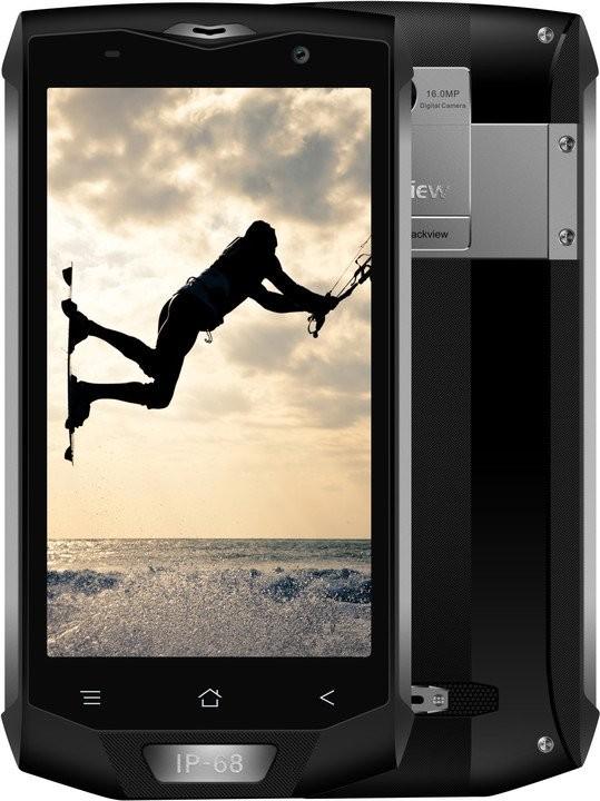 Android Odolný telefon iGET Blackview GBV8000 PRO 6GB/64GB, černá
