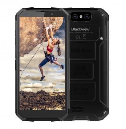 Android Odolný telefon iGET Blackview GBV9500 Plus 4GB/64GB, černá