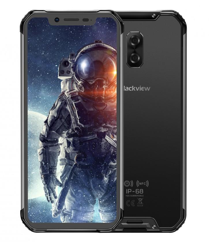 Android Odolný telefon iGET Blackview GBV9600 Pro 6GB/128GB, černá