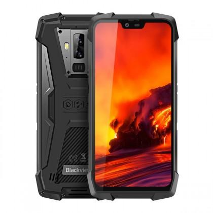 Android Odolný telefon iGET Blackview GBV9700 Pro 6GB/128GB, černá