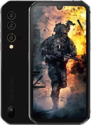 Android Odolný telefon iGET Blackview GBV9900 8GB/256GB, stříbrná