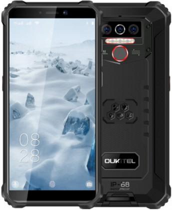 Android Odolný telefon Oukitel WP5 4GB/32GB, červená