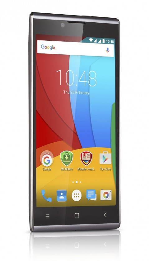 Android Prestigio Grace Q5, šedá