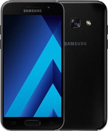 Android Samsung Galaxy A3 2017, černá