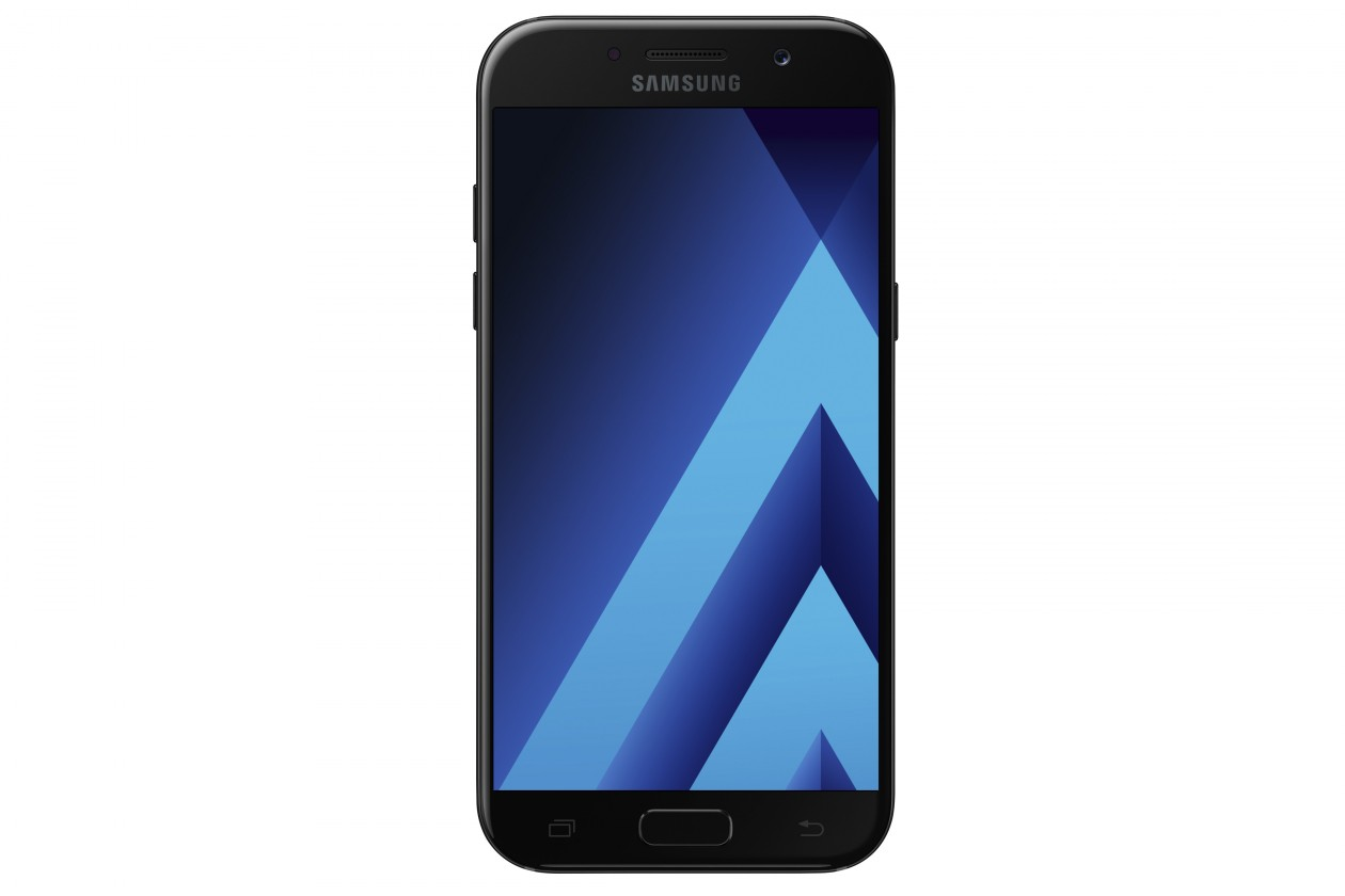 Android Samsung Galaxy A5 2017, černá