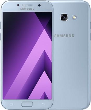 Android Samsung Galaxy A5 2017, modrá
