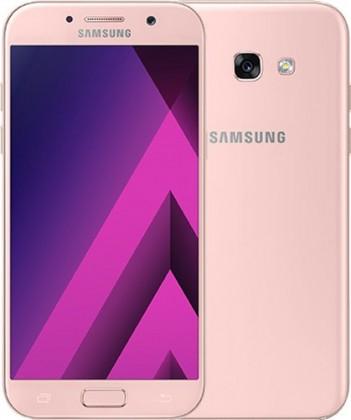 Android Samsung Galaxy A5 2017, růžová