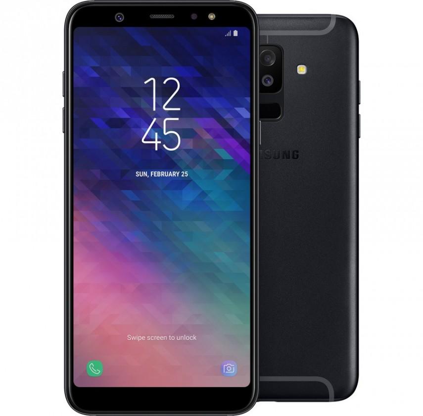 Android Samsung Galaxy A6+ SM-A605 Black