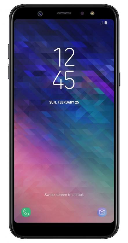 Android Samsung Galaxy A6+  SM-A605 Black