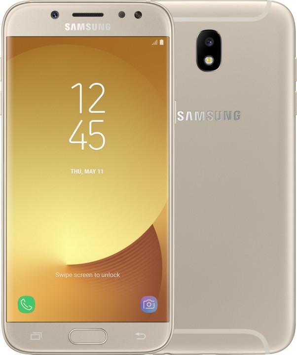 Android Samsung Galaxy J5 2017 SM-J530 Gold