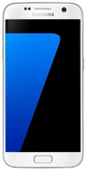 Android Samsung Galaxy S7 G930F 32GB, bílá