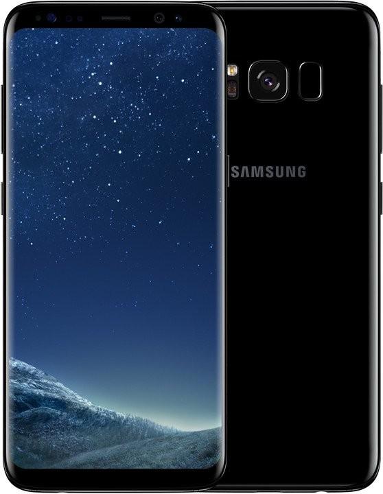 Android Samsung Galaxy S8 G950F, černá