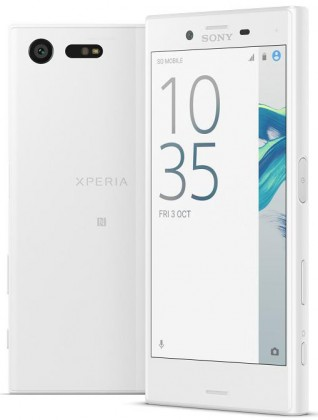 Android Sony Xperia X Compact White ROZBALENO