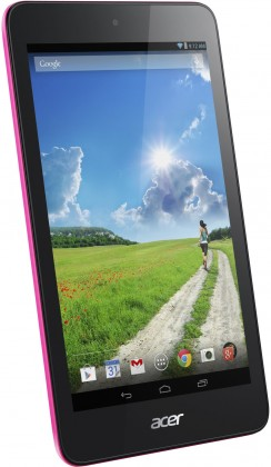 Android tablet Acer Iconia One 7 16GB Black/Pink (NT.L87EE.002)