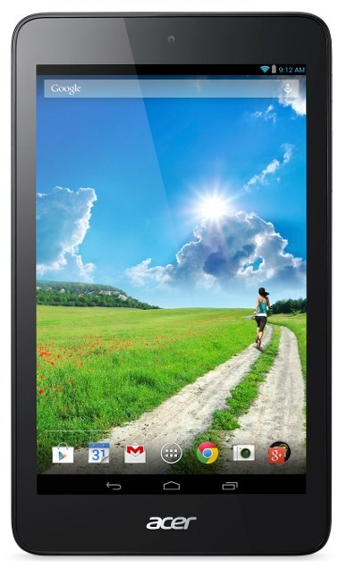 Android tablet Acer Iconia One 7 16GB černý (NT.L65EE.003)