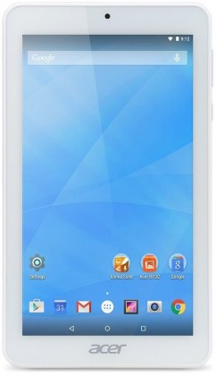 Android tablet Acer Iconia One 7 16GB White (NT.LBKEE.002)