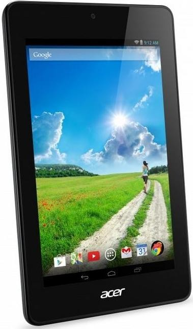 Android tablet Acer Iconia One 7 (NT.L4CEE.002) černý