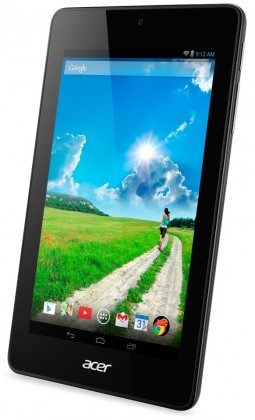Android tablet Acer Iconia One 7 (NT.L4DEE.002) černý