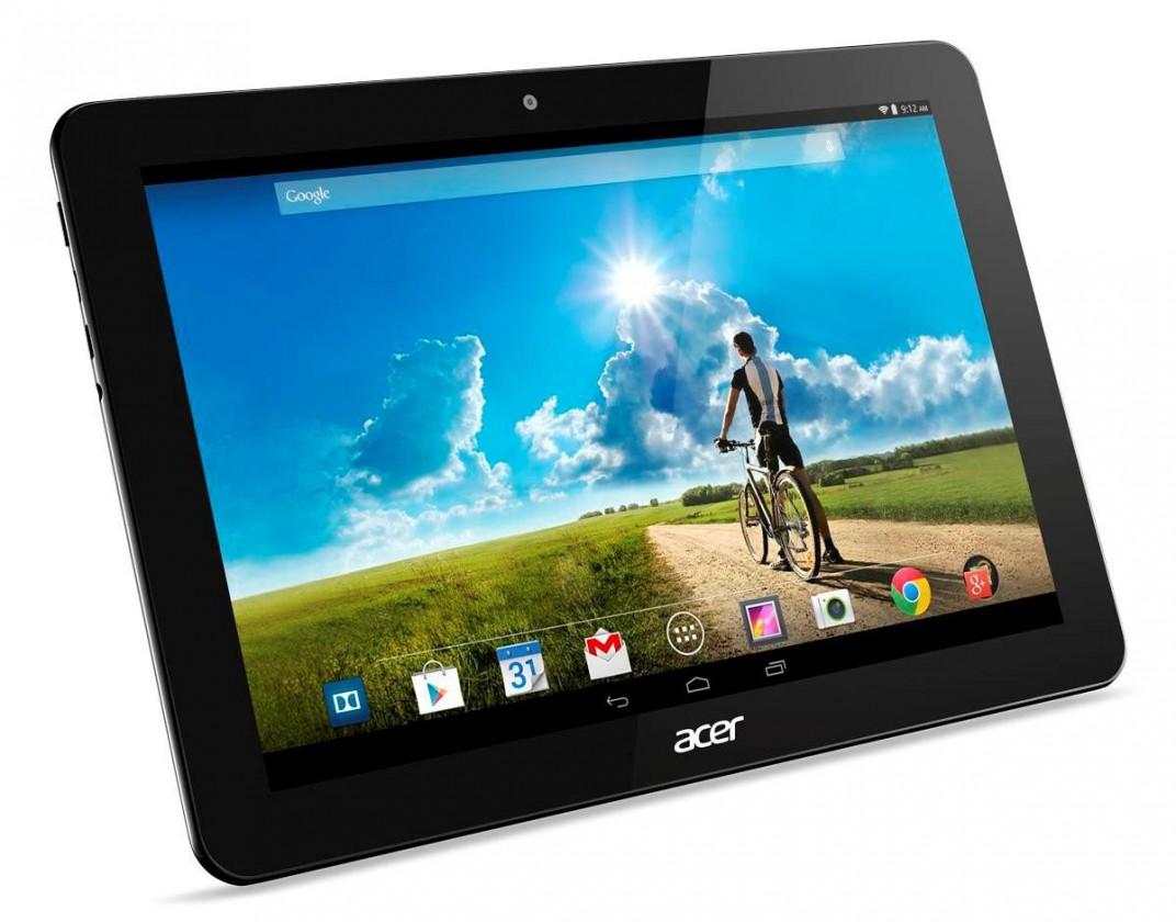 Android tablet Acer Iconia Tab 10 (A3-A20-K7PL) černý