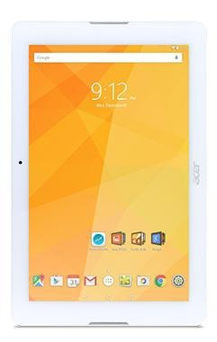Android tablet Acer Iconia Tab 10, NT.LBVEE.010 (biela)