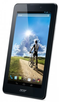 Android tablet Acer Iconia Tab 7 16GB 3G Aluminium (NT.L49EE.003)