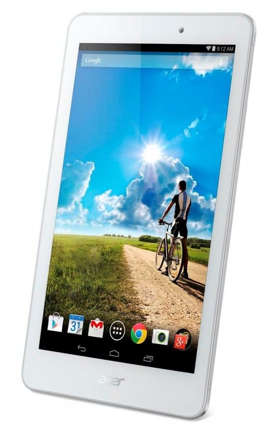 Android tablet Acer Iconia Tab 8 (A1-840-141V) šedý