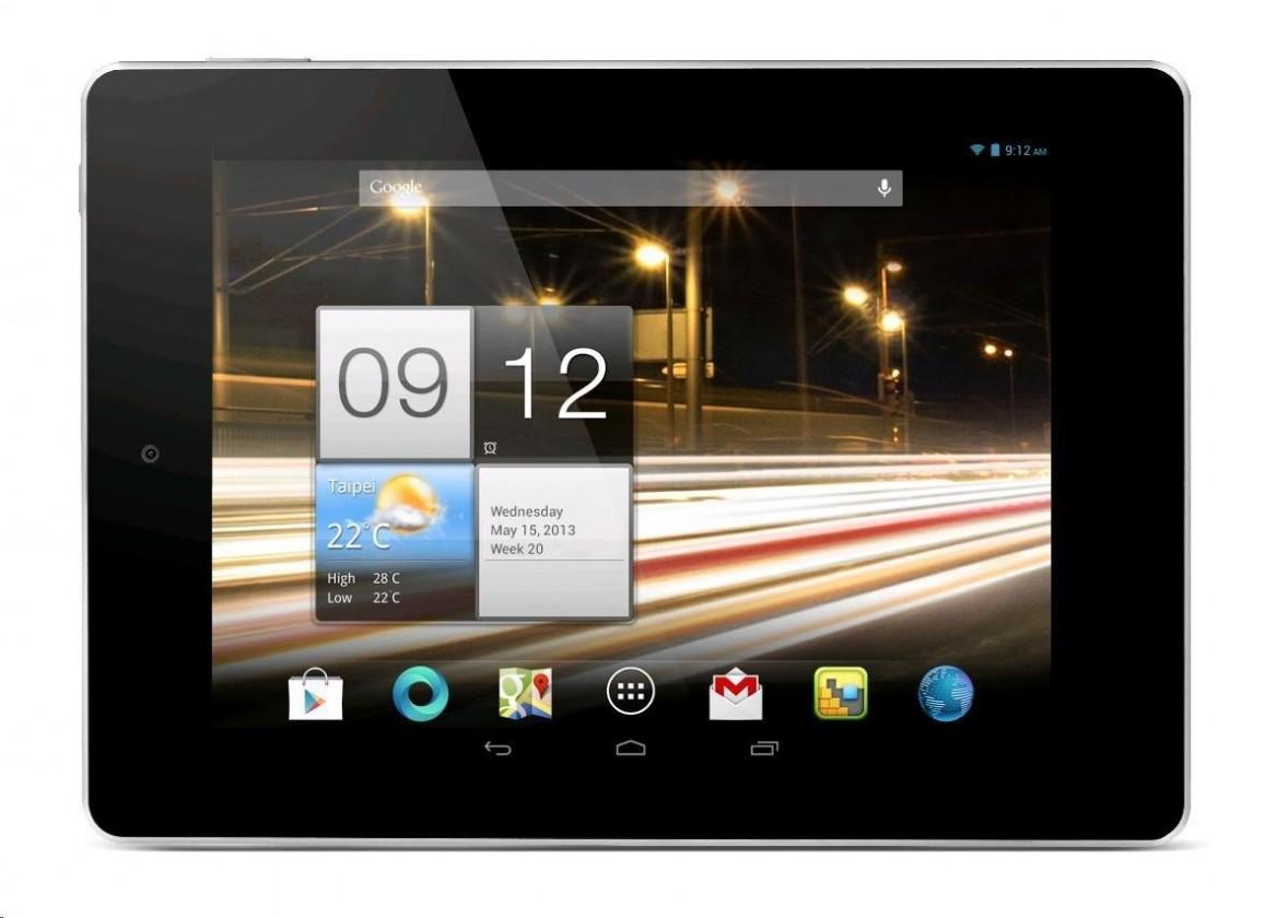 Android tablet Acer Iconia Tab A1-811 (NT.L2TEE.001) stříbrný