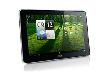 Android tablet Acer Iconia Tab A700 (HT.HA0EE.001) stříbrný