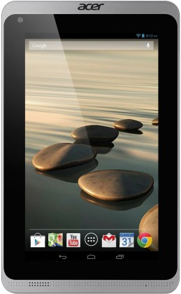 Android tablet Acer Iconia Tab B1-720 (NT.L3JEE.001) šedý