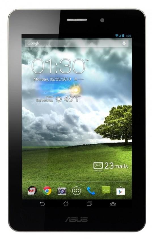 Android tablet ASUS Fonepad (ME371MG-1B028A) šedý ROZBALENO