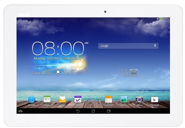 Android tablet ASUS MeMO Pad 10 (ME102A-1A019A) bílý