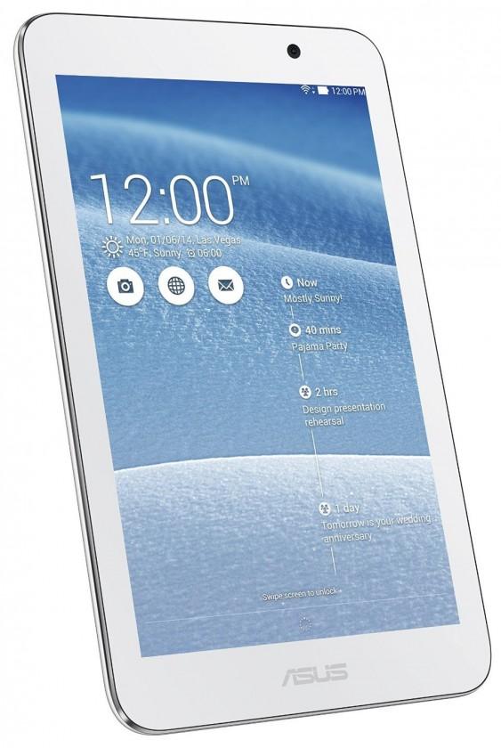 Android tablet ASUS MeMO Pad 7 ME176CX bílý ROZBALENO