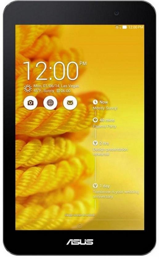 Android tablet ASUS MeMO Pad 7 ME176CX žlutá ROZBALENO