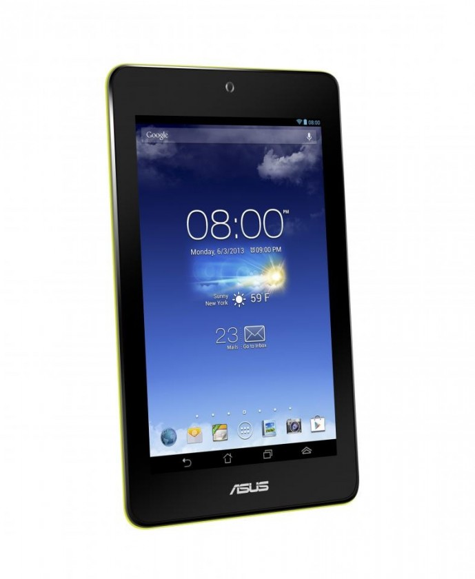 Android tablet ASUS MeMO Pad HD 7 (ME173X-1F011A) zelený