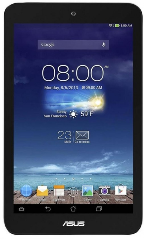 Android tablet ASUS MeMO Pad HD 8 (ME180A-1B007A) šedý