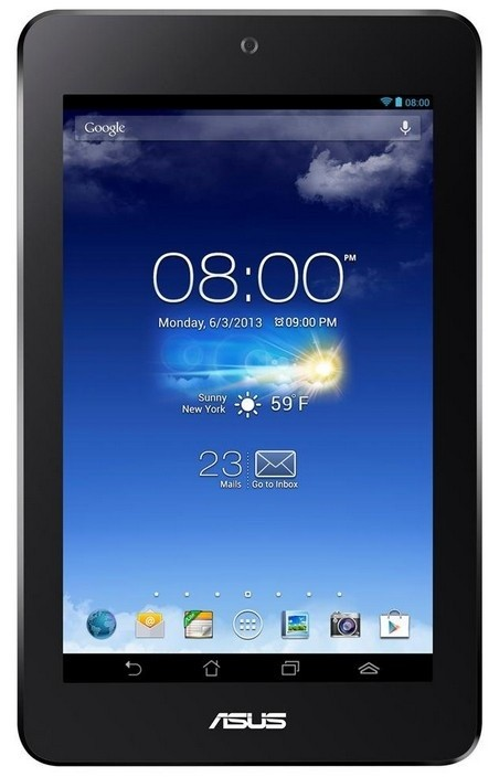 Android tablet ASUS MeMO Pad (ME7310X-1G002A) šedý