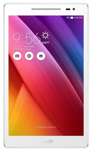 Android tablet ASUS ZenPad 8 (Z380C) 16GB WiFi bílý (Z380C-1B016A)