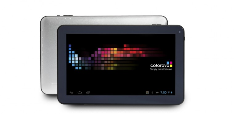 Android tablet Colorovo CityTab Lite 10 (CVT-CTL-10-DC) černý