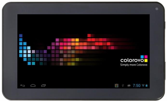 Android tablet Colorovo CityTab Lite 10 (CVT-CTL-10-DC) černý ROZBALENO