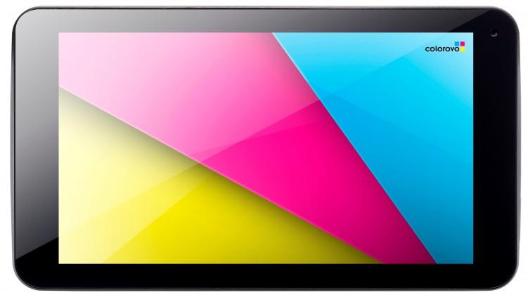 Android tablet Colorovo CityTab Lite 7 (CVT-CTL-7-DC) černý ROZBALENO